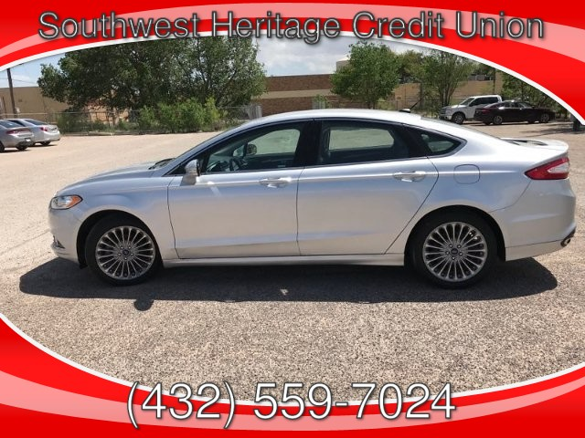 2014 Ford Fusion Titanium 5-Speed Automatic